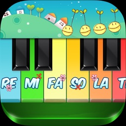 Baby Piano - Musical App For Toddlers With Rhymes
