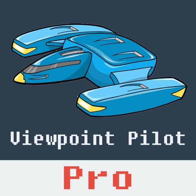 Viewpoint Pilot Pro: Point of View Review Game on the App Store