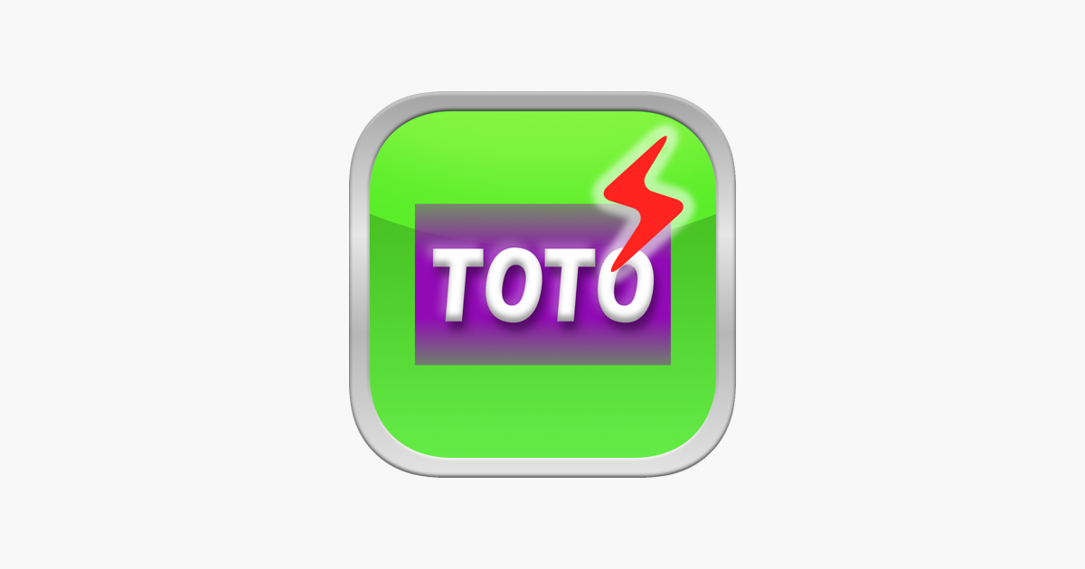 SG Toto on the App Store