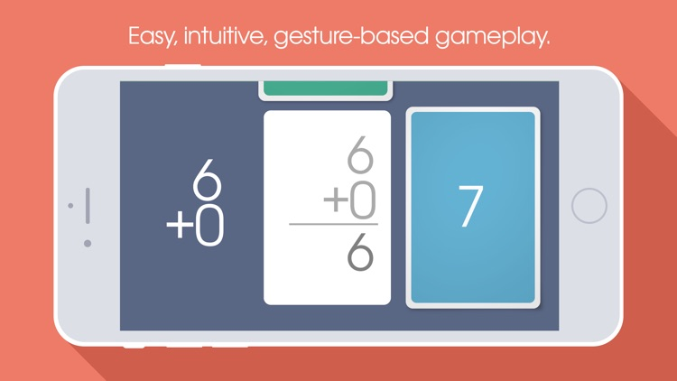 NomoCards Addition & Subtraction Flash Cards