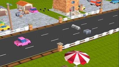 Rush Crazy Driving: Car Racing screenshot three