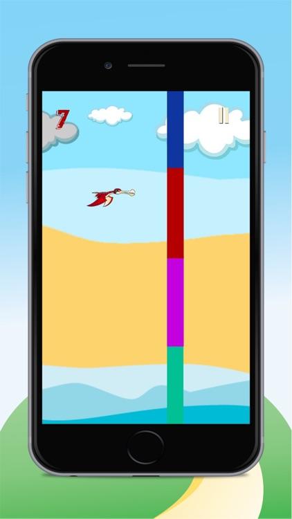 Dinosaur Bird Tapping Games For Kids Free