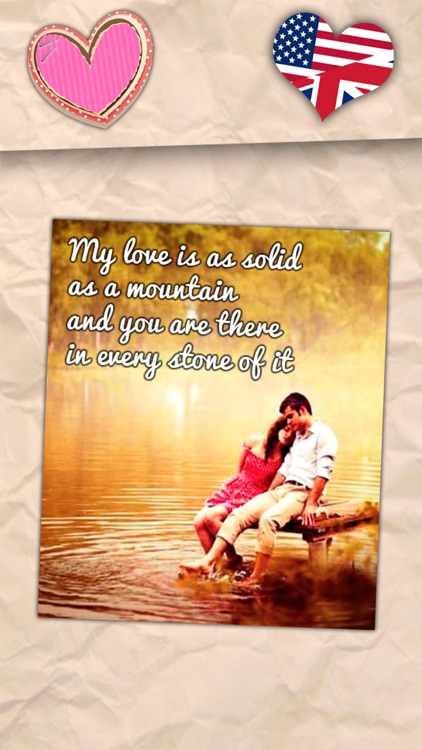 Beautiful love quotes - The best love words