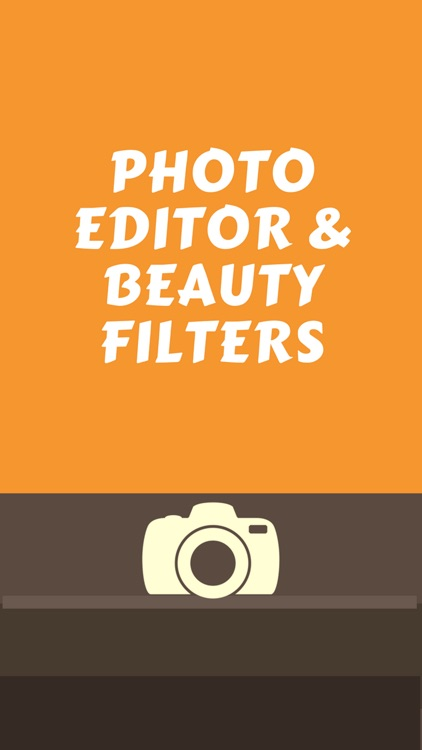 Photo Editor & Beauty Filters