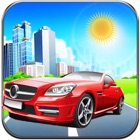 City racer carro fast traffic real jogos icon