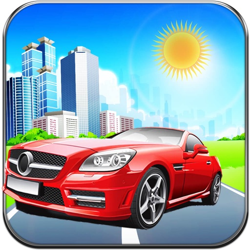 City Highway Racer Car Fast Traffic - Real Games