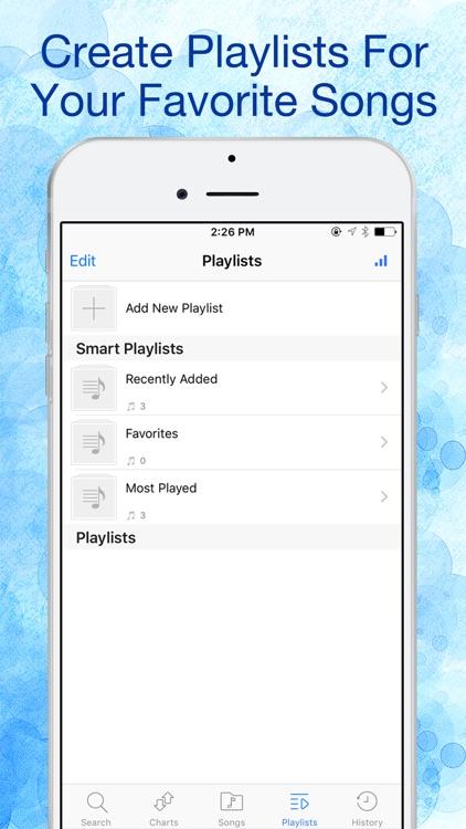 Free Music - iMusic Streamer & Unlimited MP3 Songs screenshot-3