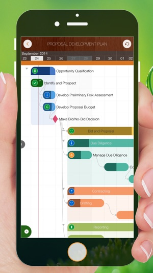 QuickPlan ∙ Project Management Screenshot