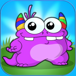 Monster Coloring Book - Draw, Paint & color games
