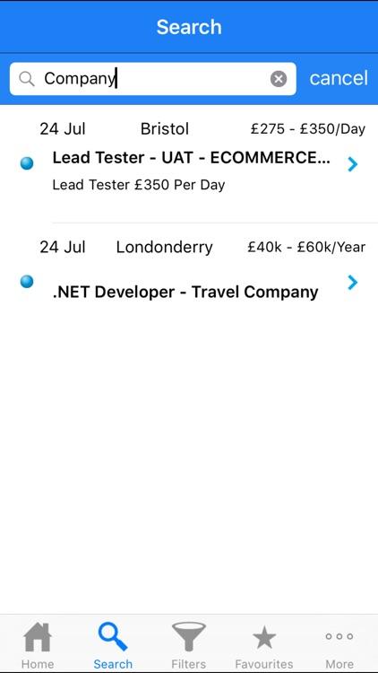 CTRL IT Job Search