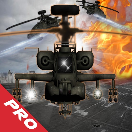 A War To The Bitter End In Copter Pro - A Helicopter Hypnotic X-treme Game