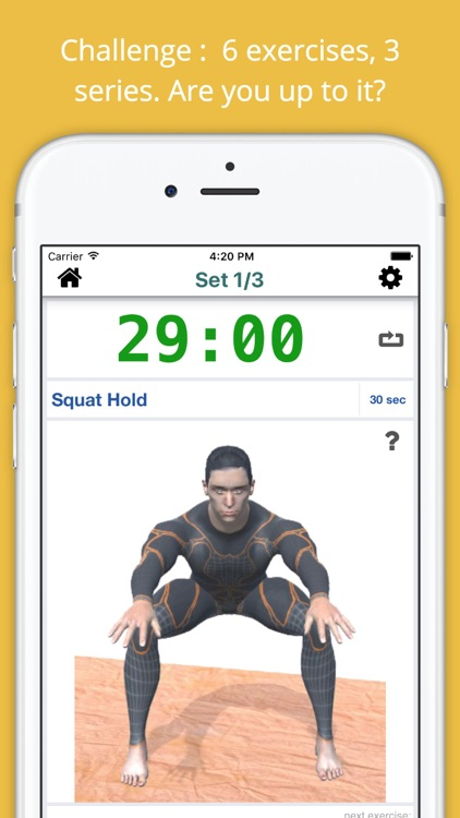 15 Minute Total Body Active Workout Challenge PRO