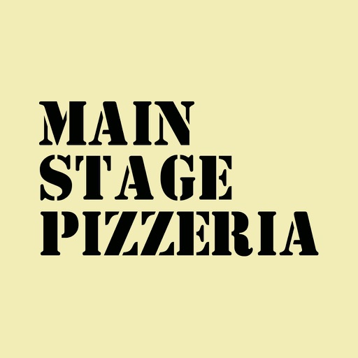 Main Stage Pizzeria