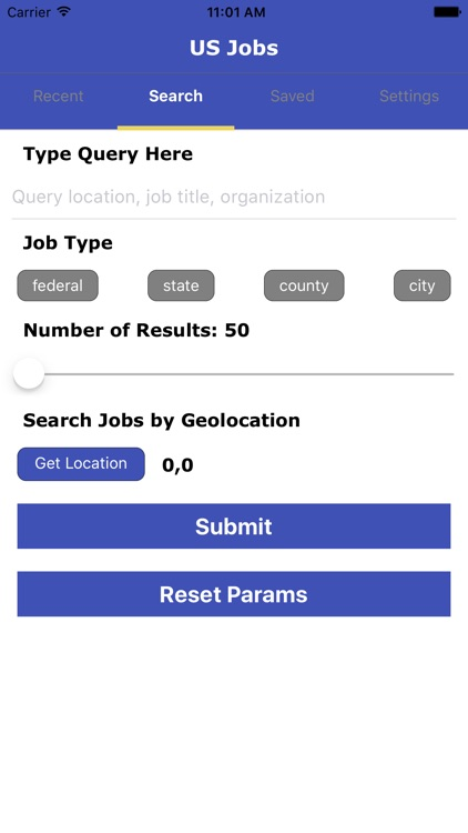 USGovJobs screenshot-2