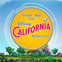 Great App for Disney California Adventure