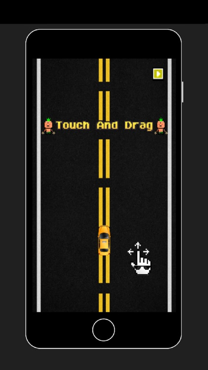 Drag Taxi - Try Not To Crash & Die On The Highway