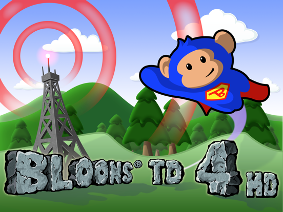 Bloons TD 4 HD   App Price Drops