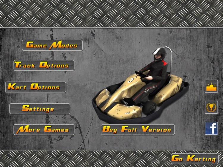 Go Karting Outdoor HD Free screenshot-4