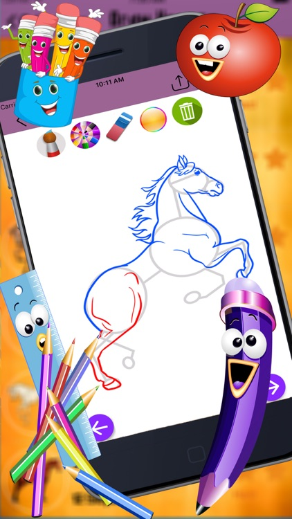How to Draw Horses screenshot-3