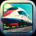 铁路火车司机模拟器2016年 - 3D真正的游戏 icon