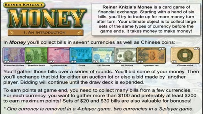 Screenshot #8 for Reiner Knizia's Money