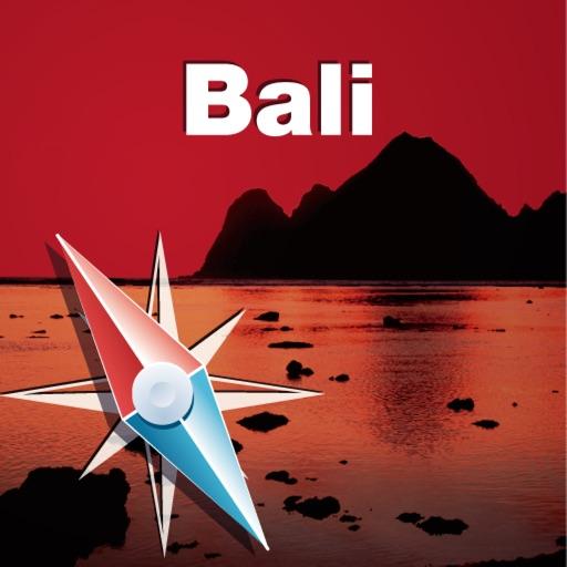 Бали Карта