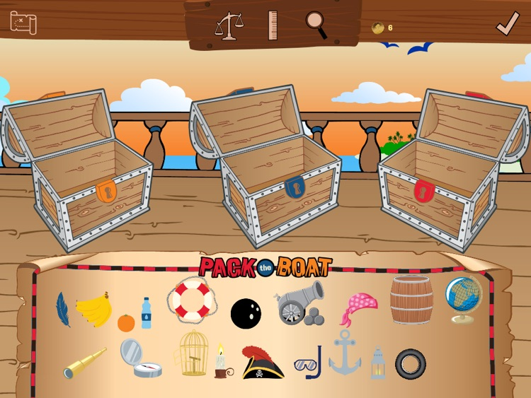 Properties of Matter - Pirate Adventure