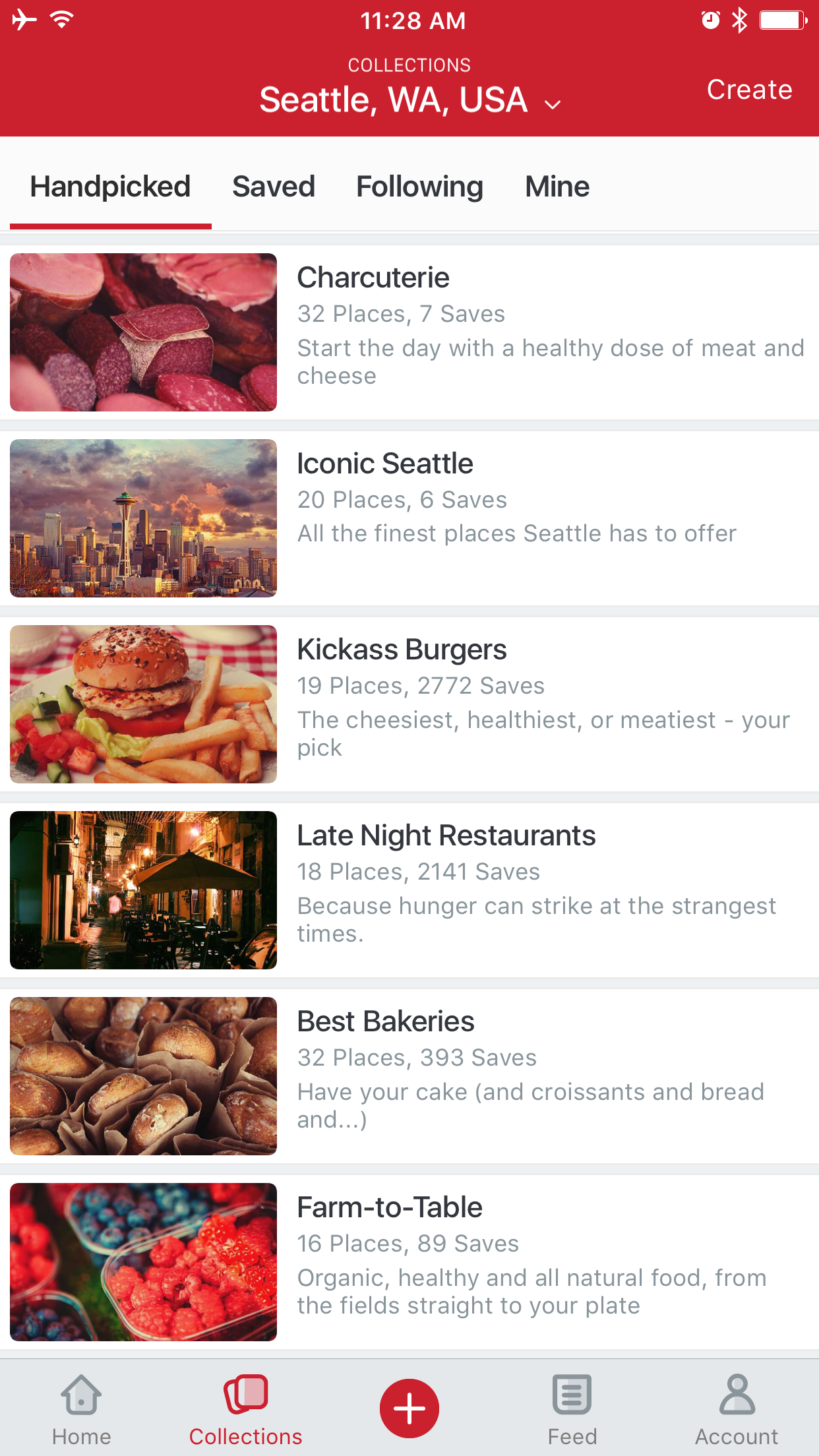 Urbanspoon - Restaurant & Food Reviews Screenshot