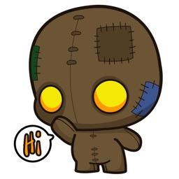 Zombie Pal - VooDude Attitude