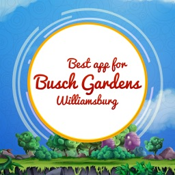 Great App for Busch Gardens Williamsburg