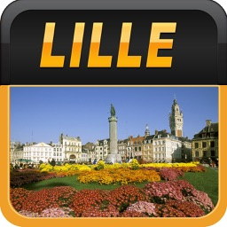 Lille Offline Map Travel Guide