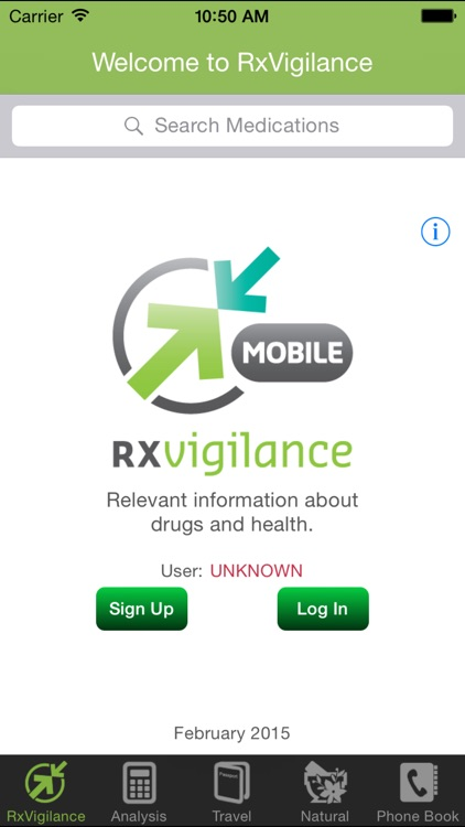 RxVigilance Mobile screenshot-0