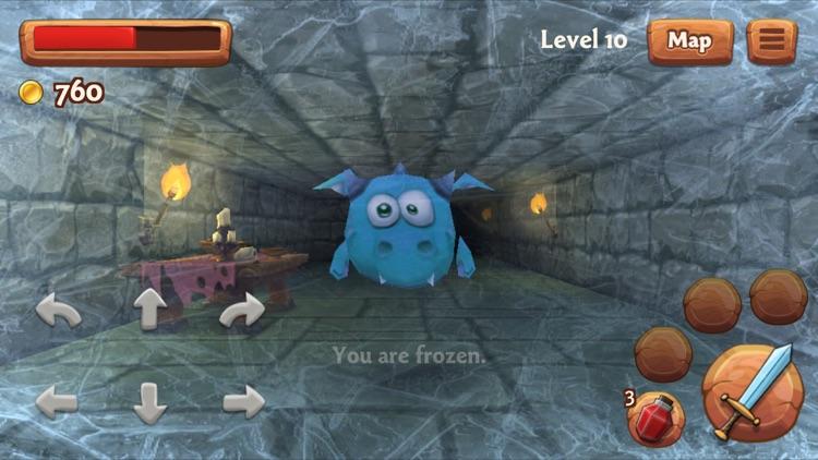 地牢英雄:RPG单机游戏,真心好玩! screenshot-3