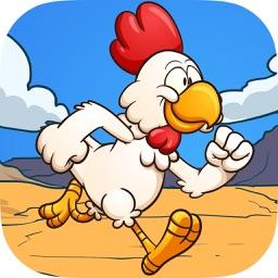 Chicken Run - Running Game