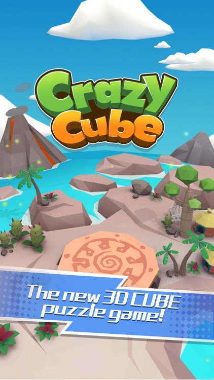 Crazy Cube - The best 3D puzzle game