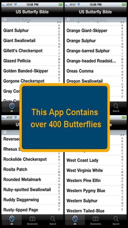 US Butterfly Bible screenshot-4