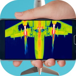Thermal Camera Heat Vision Real Simulator