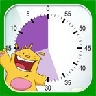Buddy's timer - Buddy's ABA Apps icon