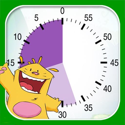 Buddy's timer - Buddy's ABA Apps
