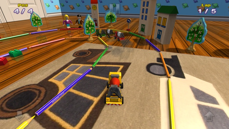 Playroom Racer 2 screenshot-3