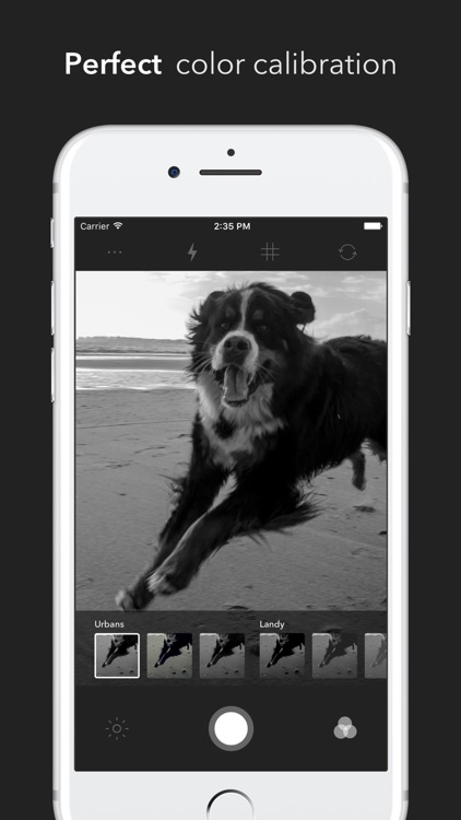 Blaak - Splendid Black & White Camera Photo Pro