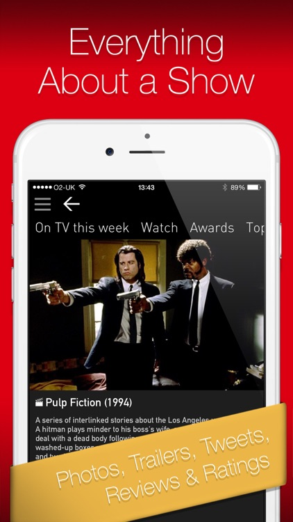 T.V. for iPad