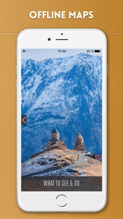 Stepantsminda Travel Guide screenshot-4