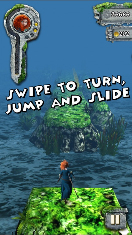 Temple Run: Brave screenshot-1
