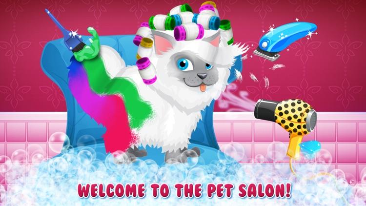 Sunnyville Fluffy Salon