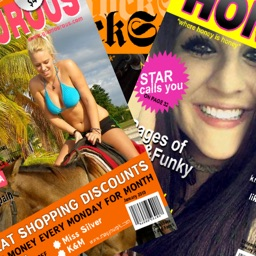 Mag Your Pic - Fake Magazine Cover Maker