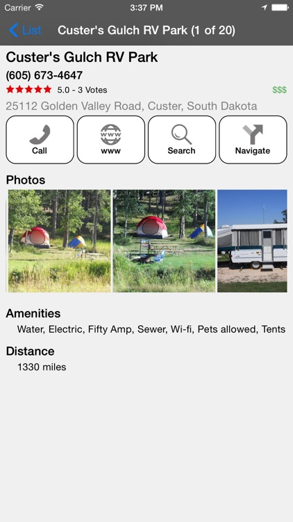 RV Parks & Campgrounds screenshot-4