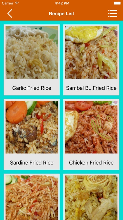 Fried Rice Cooking Creations HD screenshot-1
