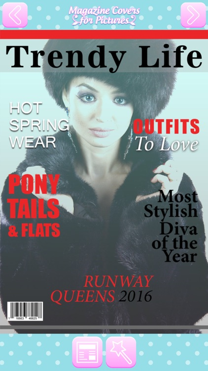Magazine Covers for Pictures Cover Me Poster Maker screenshot-3