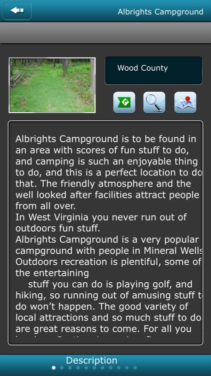 West Virginia Campgrounds screenshot-3